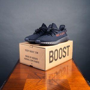 Adidas Yeezy 350 v2 Core Black
